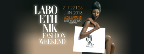 Labo Ethnik Fashion Week 2013